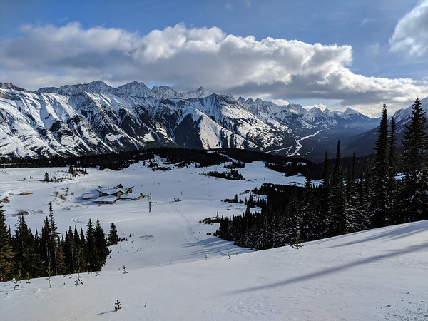 Fortress Mountain, Kananaskis