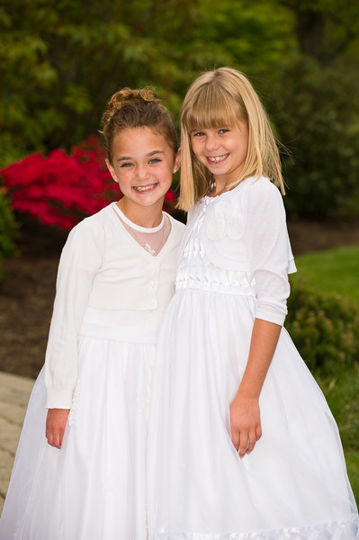 Peyton 1st Communion