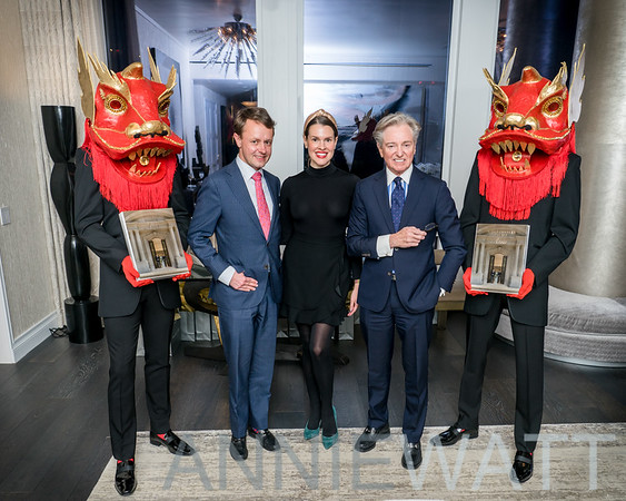"""Feb 25, 2020  Geoffrey Bradfield's Book Signing for """"A 21st Century Palace: Asia"""""""