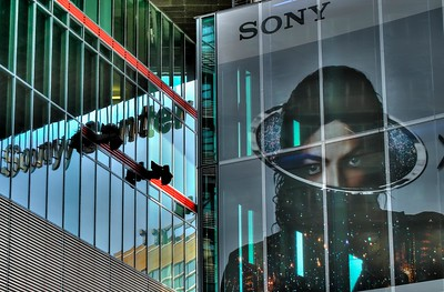 Potsdamer Platz & The Sony Center - Berlin\Potsdamer Platz & The Sony Center - Berlin Germany