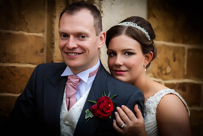 Natalie and Peter's Summer Holdenby House Wedding