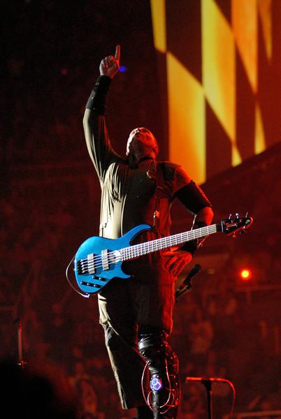 Red bass player worship.jpg