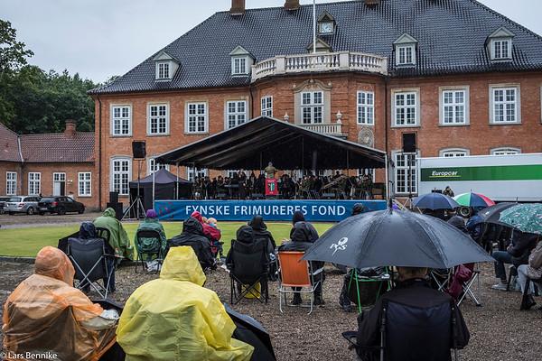 2017 Regnvåd slotskoncert