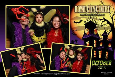 Royal City Centre - Halloween 2013