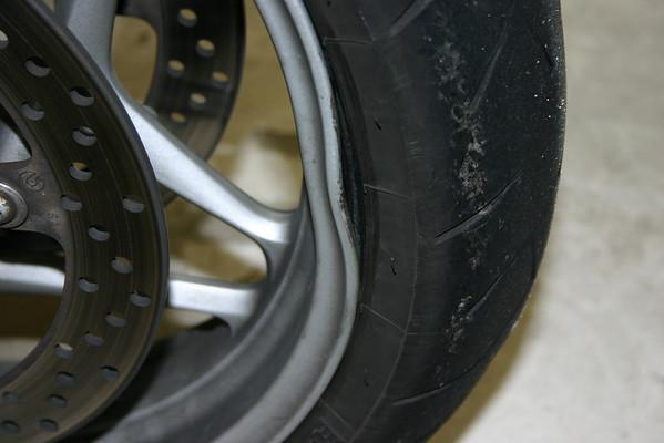 Bent wheel GT Jan10
