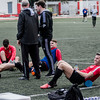 Gibraltar - Final an squad complete their training in Gibraltar before match against Bosnia and Herzegivina