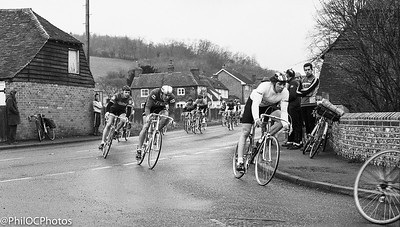 Perf's Pedal Race 1982