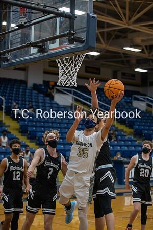Boys Varsity Basketball 1/7