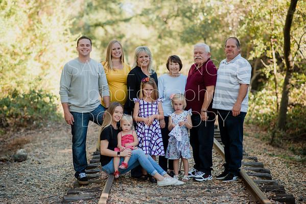 Madderra Extended Family Session - {Sept. 2018}