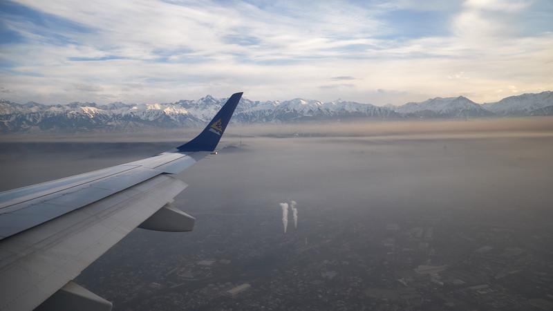 Delhi - Almaty