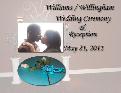 Williams/Willingham Wedding & Reception 052111