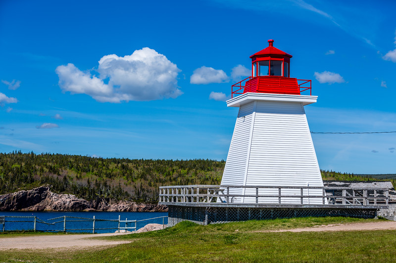Cape Breton Light