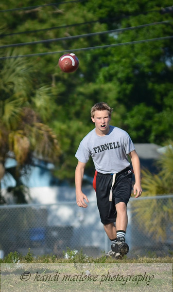 Farnell Flag Football 2014