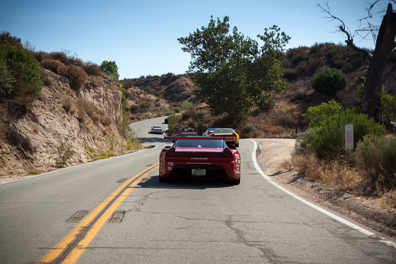 2012 07/22 LMR's Lake Arrowhead Drive