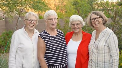 Joyce's 70th birthday