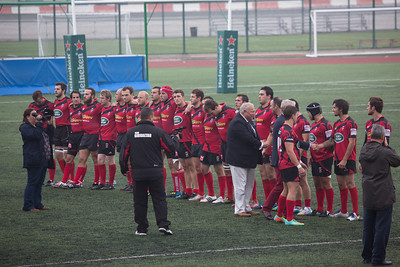 Rugby - Gib vs Marines Sept 2014