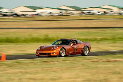 22 Corvette