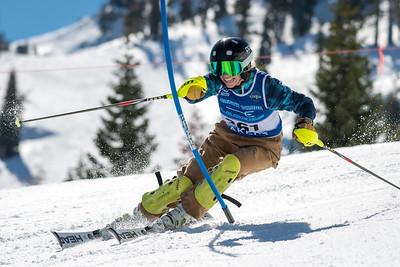 NIAA State Championships Slalom 02/27/2020
