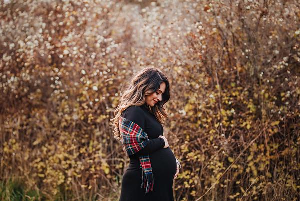 Hardeep & Dave {Maternity}