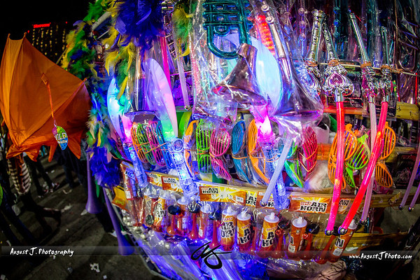 New Orleans, LA; Mardi Gras 2013