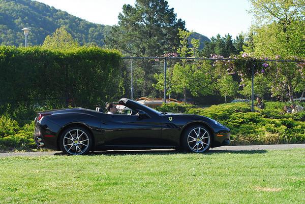 2009 Concours d'Elegance Cars