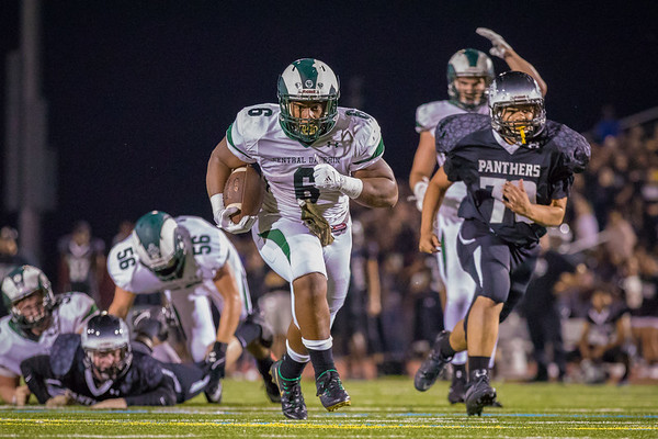 2017-10-06 | Central Dauphin @ Central Dauphin East