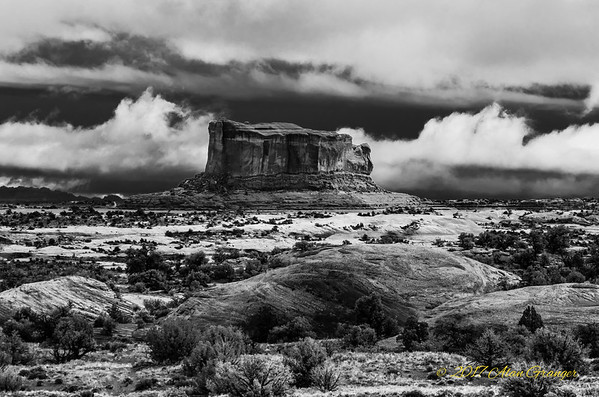 Canyonlands National Park-Island in the Sky