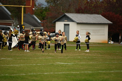 10-28-17 Homecoming PW Vs Forest Hill