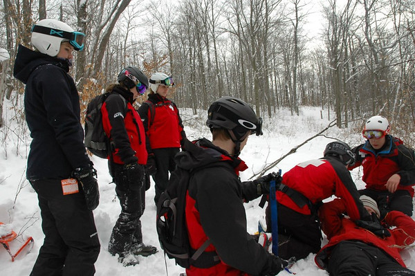 Dartmouth Ski Patrol