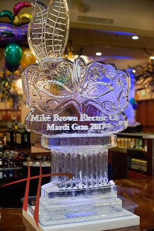 Mike Brown Electric Mardi Gras