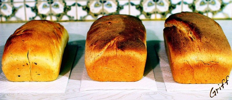 Three Loaves*