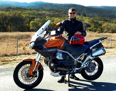 2013 Moto Guzzi Stevlio