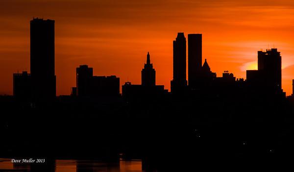 Tulsa Sunrise