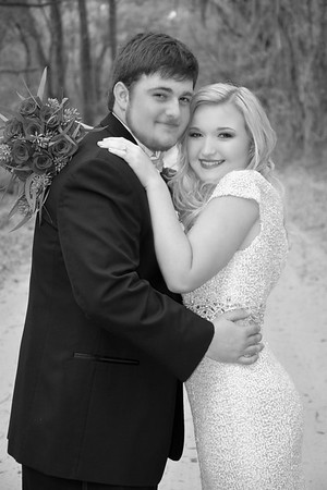 Chandler and Tori Prom 2017