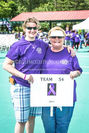 Team 54 Pancreatic Cancer Walk - 08 Jun 2013