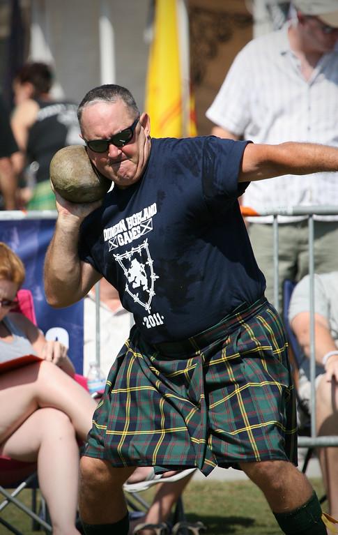 Dunedin Highland Games 2011