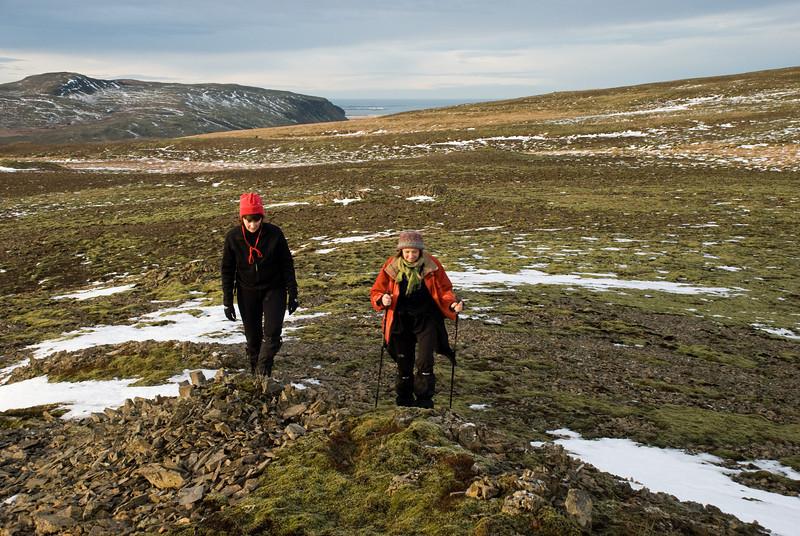 Þorbjörg og Vigdís