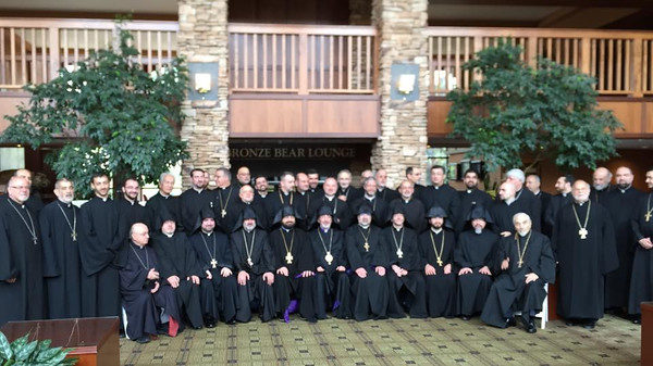 Annual Clergy Conference