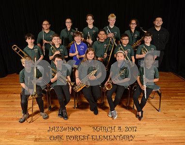 Jazz@1900 (Waltrip Jazz Fest)  3-4-17