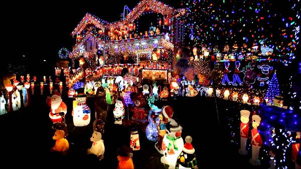 Lynch Christmas Lights