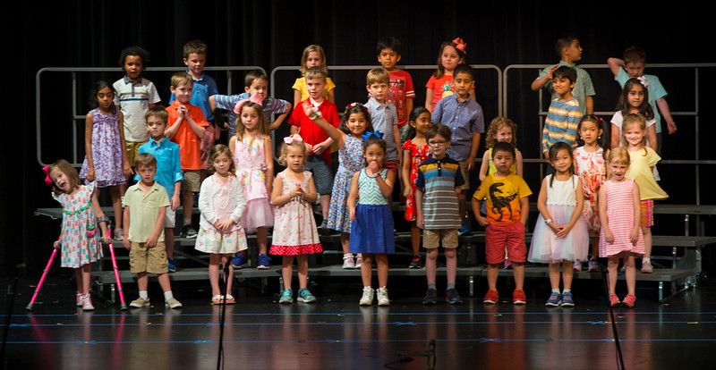 KCD Kindergarten Class of 2031 End of Year Program
