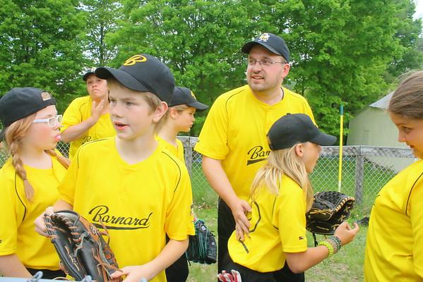 Barnard Little Leaque Baseball