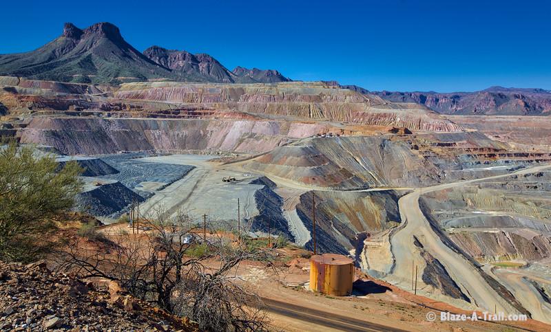 Ray Mine (Kearny, AZ)