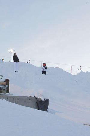 Friday Night Challenge 2015 Park City Nordic Ski Club
