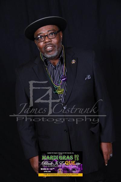 Lambda Phi Chapter 2013 Mardi Gras