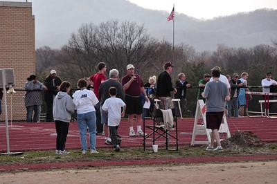 DB Track Meet 03/18/2010