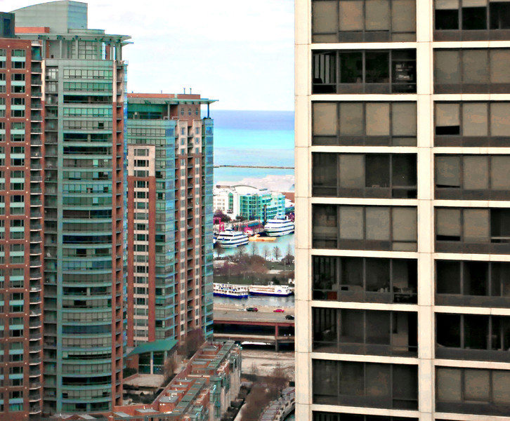 4-Lake Michigan from Hyatt 3002