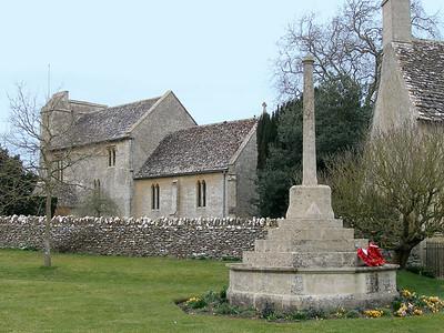 St George, Church of England, Kencot, GL7 3QU
