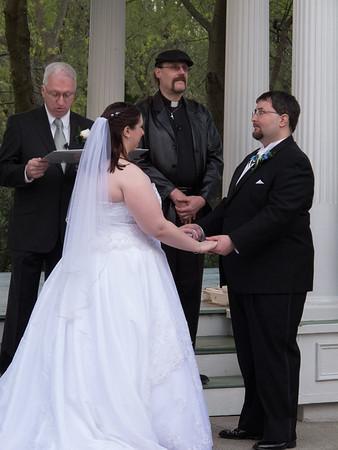 Mackey-Fleckenstein Wedding