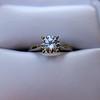 0.78ct Round Brilliant Diamond Bridal Set by Cartier 69